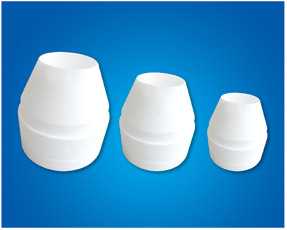 PTFE Accessories For Printing And Dyeing Mechanical Equipments