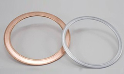 Double-jacketed gaskets