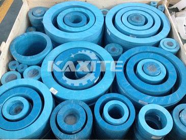 Mineral Fiber Rubber Gasket