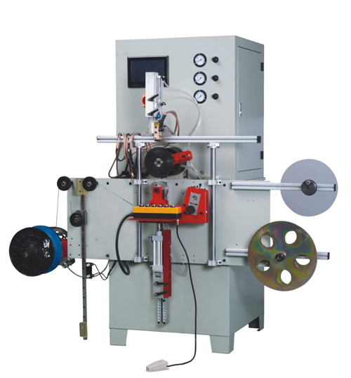 Automatic Winding Machine For Spiral Wound Gasket