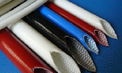 Glass Fiber Sleeving Coating with Rubber